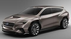 Subaru Viziv Tourer : la future WRX, en break de chasse ?
