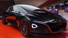 La Lagonda Vision Concept en photos depuis le salon de Genève