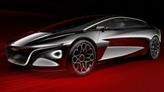Aston Martin Lagonda Vision Concept : Lagonda fait (encore) son retour