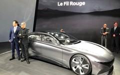Hyundai Le Fil Rouge : une étude de style au salon de Genève 2018
