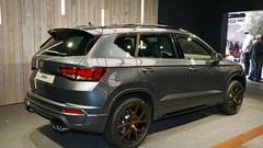 Cupra Ateca : le SUV qu'il ne faut plus appeler Seat ?