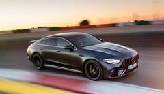 Mercedes-AMG GT : elle prend la forme d'un coupé à quatre portes
