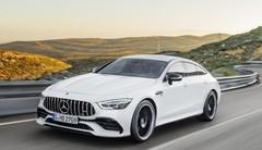 Mercedes-AMG GT Coupé 4 portes : la berline sportive