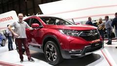 Honda CR-V 2018 : à bord du nouveau SUV Honda