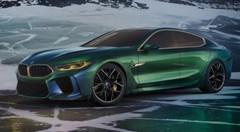 Le Concept BMW M8 Gran Coupé : le sommet absolu