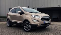 Essai Ford Ecosport 1.0 Ecoboost 125 : elle rentre dans le rang