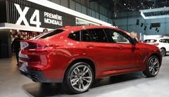 BMW X4 2018 : notre avis sur le nouveau X4 à Genève