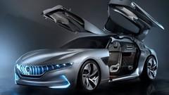 Pininfarina HK GT Concept : l'«hyper-limousine»