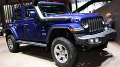 Jeep Wrangler 2018 : le 4x4 pur et dur au salon de Genève