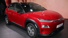 Hyundai Kona Electric : jusqu'à 470 km d'autonomie