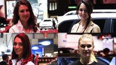 Salon de Genève 2018 : nos photos des hôtesses du salon