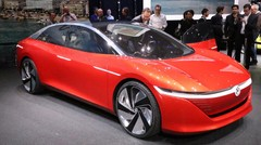 Volkswagen ID Vizzion, le concept anti-Tesla