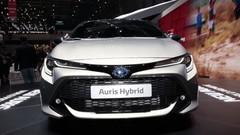 Toyota Auris (2018) : elle sera uniquement hybride en France