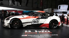Toyota GR Supra Racing Concept : en attendant la Supra définitive