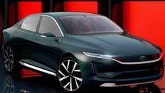 Tata EVision Concept : la berline électrique indienne