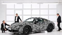 Porsche 992 : une 911 plug-in hybride de 700 ch