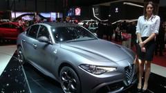 Alfa Romeo Giulia et Stelvio Nring: auto-congratulation
