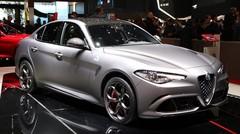 Alfa Romeo Giulia Quadrifoglio Nring, souvenirs de piste