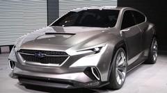 Subaru Viziv Tourer, nos photos du concept