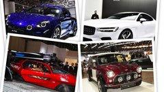 Les voitures de rêves du salon de Genève 2018