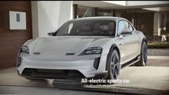 Porsche Mission E Cross Turismo : démo
