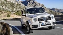 Mercedes-AMG G63 : plus de 500 ch sous le capot, la démesure au quotidien