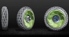 Oxygene : un pneu qui ''respire'' signé Goodyear