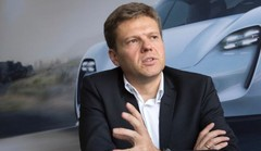 Stefan Weckbach : responsable électrique chez Porsche