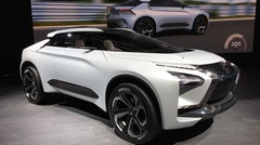 Mitsubishi e-Evolution Concept : SUV et électrique