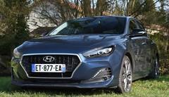 Essai Hyundai i30 Fastback : un coupé berline pour partir en conquête