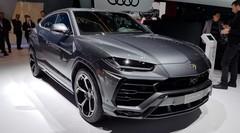Lamborghini Urus : le SUV Lamborghini au salon de Genève