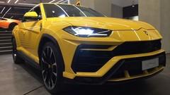 L'Urus est déjà un gros succès pour Lamborghini