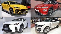 Salon de Genève 2018 : les nouveautés SUV et 4×4