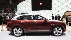 Bentley Bentayga hybrid: luxe respectueux