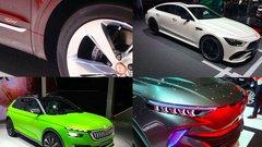 Les modes de l'automobile à retenir au Salon de Genève 2018