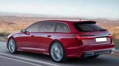 Audi A6 Avant 2018 : premières infos sur le nouveau break A6