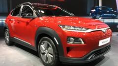 Les nouveautés électriques du Salon de Genève 2018