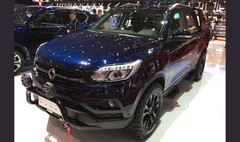 SsangYong Musso Sports : pick-up séduisant