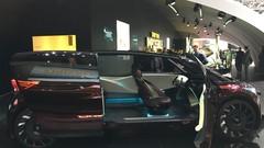Toyota Fine Comfort Ride Concept : monospace du futur