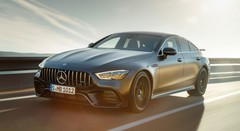 La Mercedes-AMG GT 4 portes hybride devrait arriver en 2020