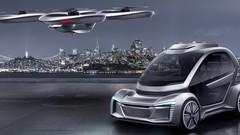 Porsche aussi veut sa voiture volante !