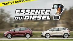 Essai Renault Scénic 1.3 TCe vs 1.5 dCi : essence ou diesel, lequel choisir
