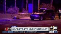 Voiture autonome Uber : accident mortel avec une piétonne