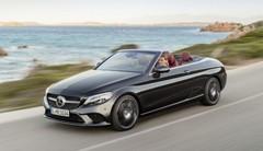 Mercedes Classe C coupé et cabriolet : restylage au salon de New York