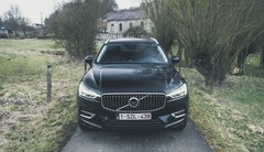 Essai Volvo XC60 T8 Inscription