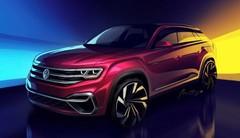 Volkswagen : un Atlas coupé, à 5 places pour 2019