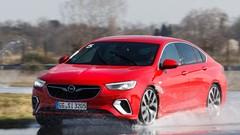Essai : En piste avec l'Opel Insignia GSi 260