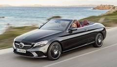 Mercedes-Benz Classe C : évolutions notables pour le Coupé et le Cabriolet