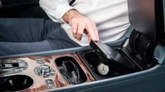 Bentley Bentayga : un coffre sécurisé et biométrique en option
