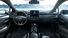 Voici l'intérieur de la nouvelle Toyota Auris